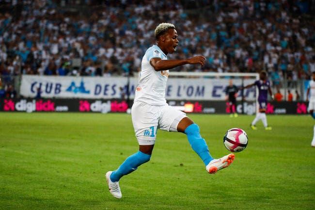 OM: Accord avec le Sporting pour Njié