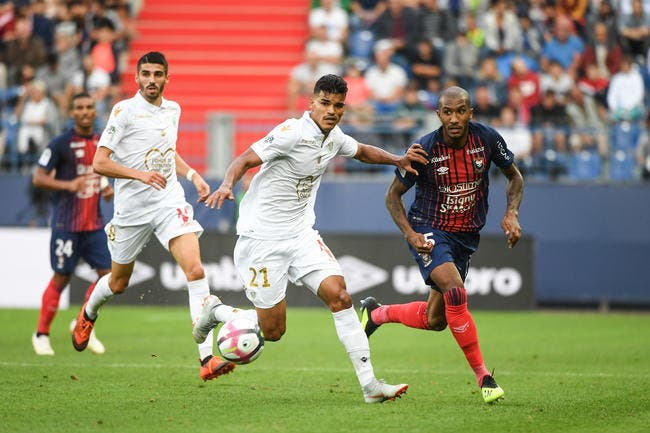 Caen - Nice : 1-1