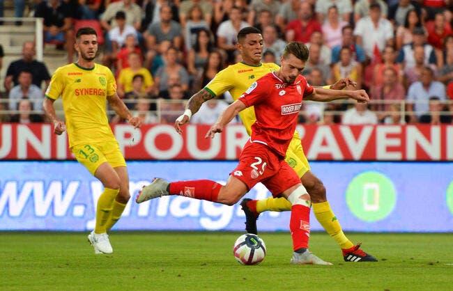 Dijon - Nantes : 2-0