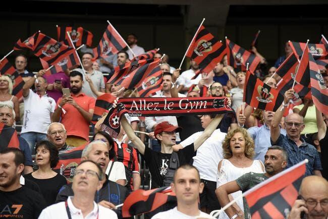 L1 : Les supporters de Nice interdits à Lyon