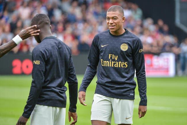PSG : Mbappé déjà champion du monde à Paris