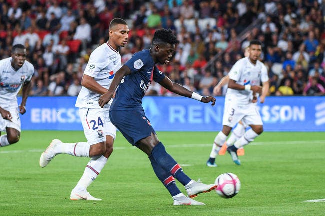 PSG : Strasbourg tente le gros coup Timothy Weah