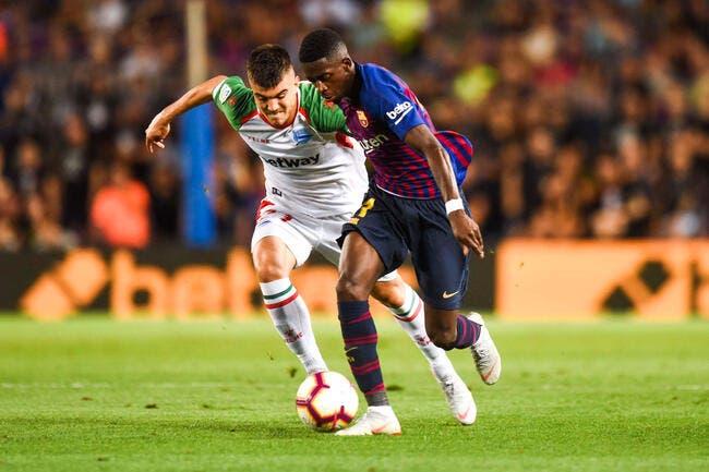 Mercato : Le Barça verse encore des millions à Dortmund pour Dembélé