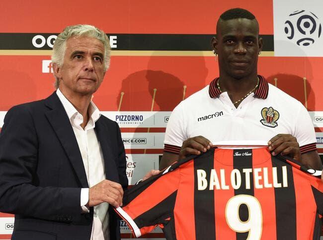 OM : Balotelli fera lâcher des scoops à Rivère le 1er septembre