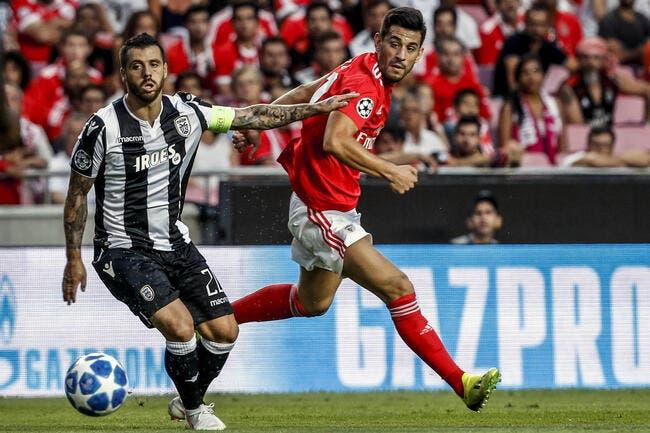 LdC : Benfica contrarié à domicile, bonne nouvelle pour l'OL