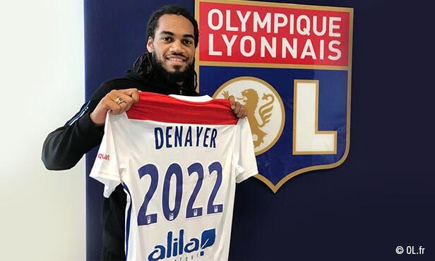 OL : L'OL confirme la signature de Denayer jusqu'en 2022 pour 10ME