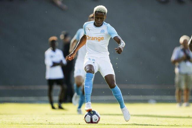 OM : Njie renvoyé à Marseille par le Sporting