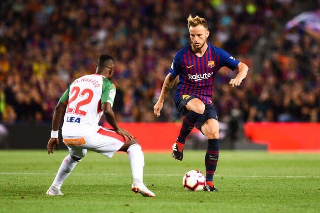 PSG : Rakitic au PSG, le Barça va craquer pour éviter un Neymar bis
