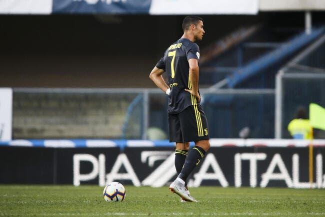 Le fils de Cristiano Ronaldo s'entraîne avec les jeunes de la Juve