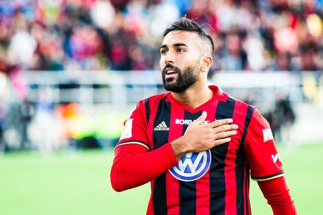 Officiel : Saman Ghoddos signe à Amiens