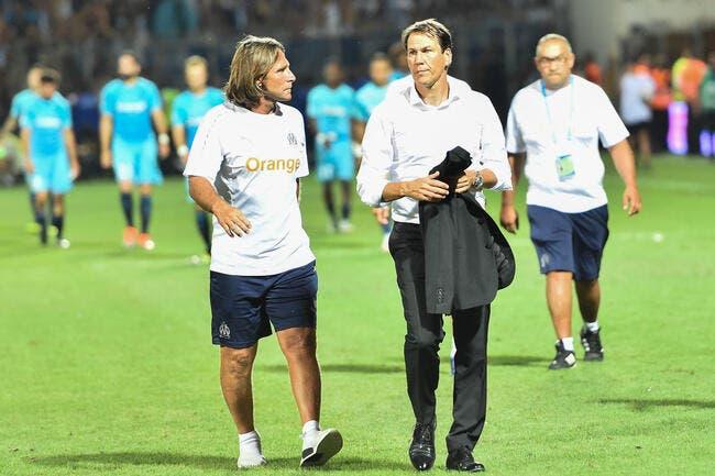 OM: Après Nîmes, Garcia allume tous ses joueurs... sauf un
