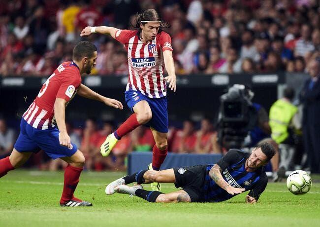 L'Atlético est intraitable pour Filipe Luis — PSG