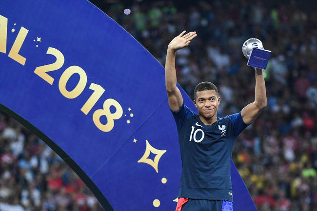 PSG: Mbappé Ballon d'Or, un Tricolore met la pression