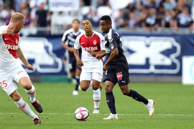 Les compositions d'équipes — Bordeaux-Monaco