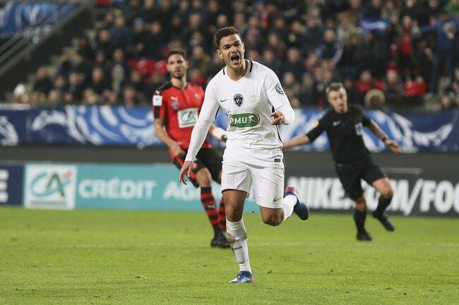 Un temps d'avance sur Nice pour Ben Arfa — Rennes