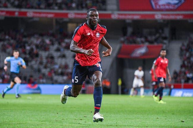 OL : L'OL était bien à Lille mais pas pour Nicolas Pépé !