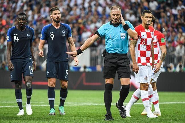 La VAR va tuer le foot annonce Platini