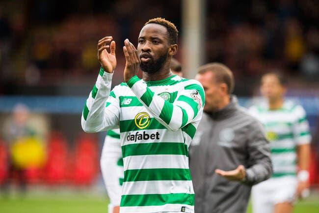 Mercato : Moussa Dembélé absent de l'entraînement à Glasgow