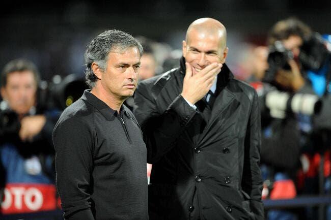 Ang : Duluc ricane, Zidane se rapproche de Man United à la Mourinho