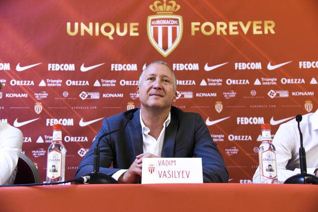 ASM : LdC, Mercato... Vadim Vasilyev a le sourire