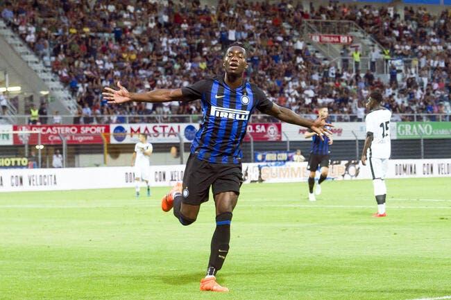 ASSE : L'ASSE proche de s'offrir un attaquant de l'Inter !