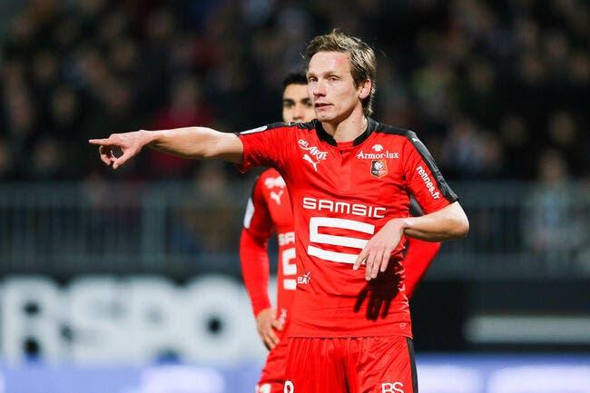 L1 : Chantôme libéré de son contrat par Rennes