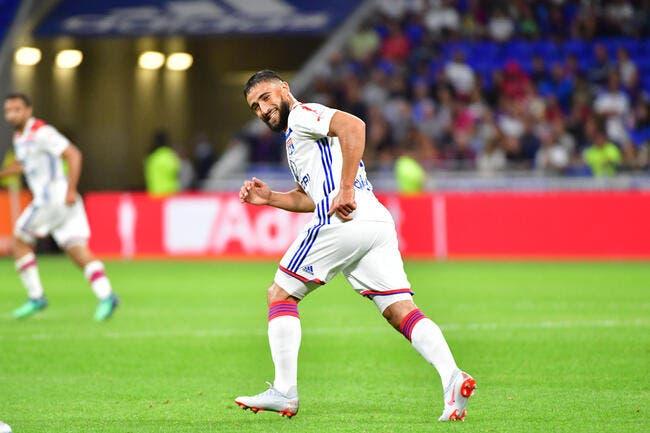 OL : Fekir est resté à Lyon et il ne fait pas la gueule