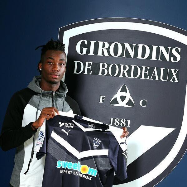 Officiel : L'Inter prête Karamoh une saison à Bordeaux