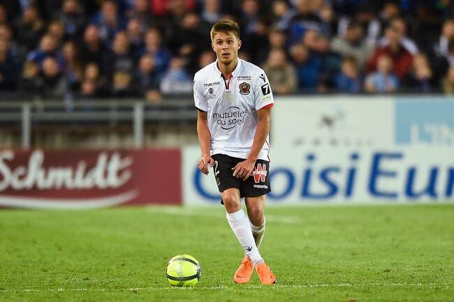 OGCN : Souquet quitte Nice et signe en Belgique