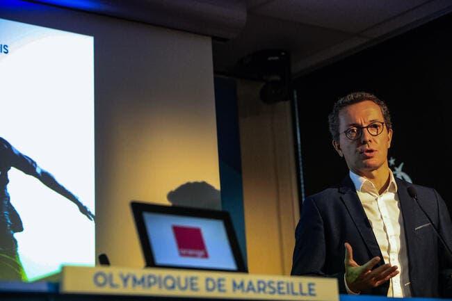 OM : Eyraud annonce la fin probable du mercato de l'OM !