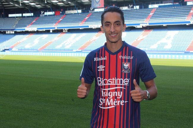 OM : Khaoui prêté sans option d'achat au SM Caen