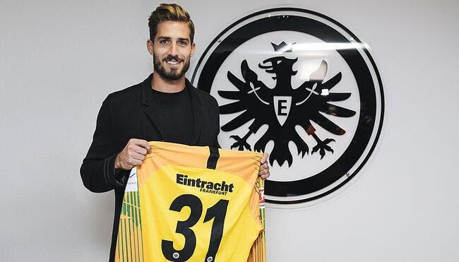 PSG : Trapp quitte officiellement le PSG pour l'Eintracht Francfort