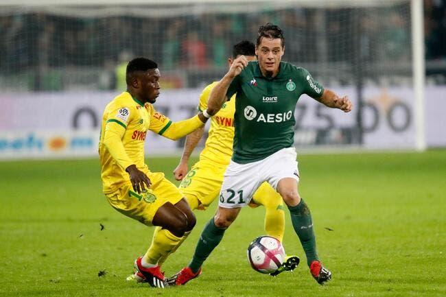 ASSE : Incroyable, ce joueur est vraiment maudit à Saint-Etienne