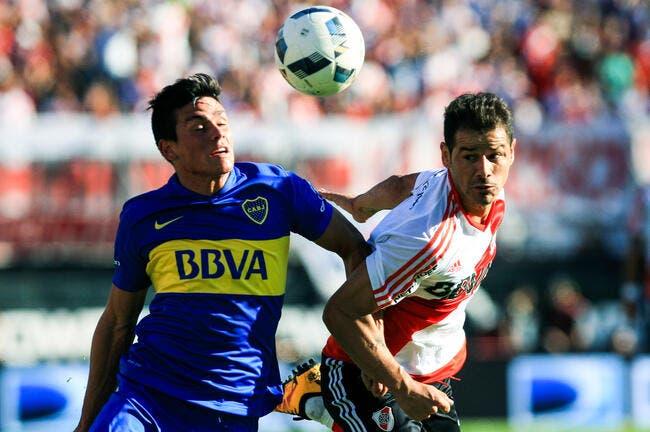 Copa Libertadores: River-Boca se jouera bien à Madrid