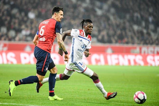 Lyon : Nabil Fekir remplaçant contre Lille - Foot - Ligue 1 - Lyon