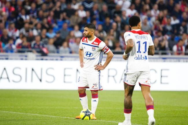 OL : Fekir et Depay, meilleurs joueurs de L1 derrière l'armada du PSG ?