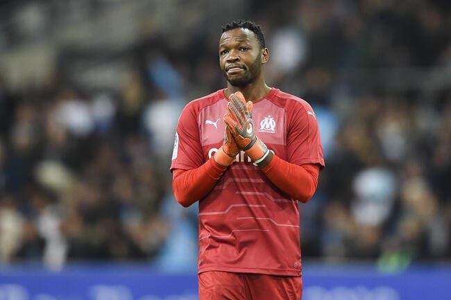 OM : Mandanda vexé que Marseille pense à le remplacer ?