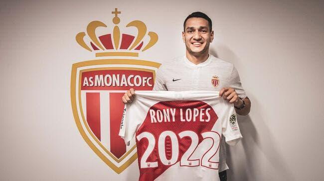 ASM : Enfin une bonne nouvelle, Rony Lopes prolonge