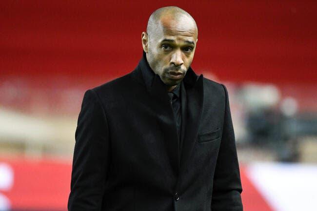 ASM : Thierry Henry parle mercato et rêve de l'ASSE