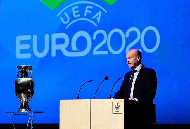 Euro 2020 : La France avec l'Islande, la Turquie, l'Albanie, la Moldavie et Andorre