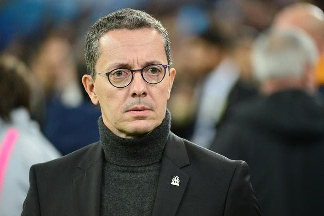 OM : Eyraud convoqué vendredi par l'UEFA pour le fair-play financier