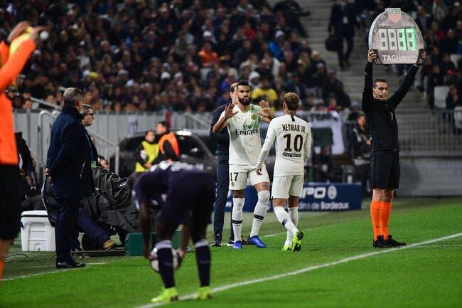 PSG : Neymar sort blessé, frayeur pour Mbappé...