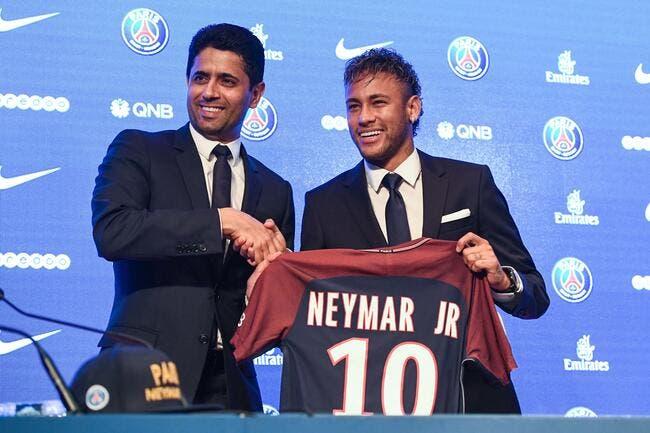 PSG : Ni clause à 200M, ni volonté de fuir, Neymar restera à Paris !