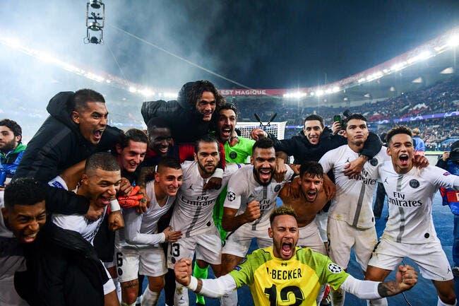 PSG : L'incroyable fête après PSG-Liverpool, un petit malaise quand même