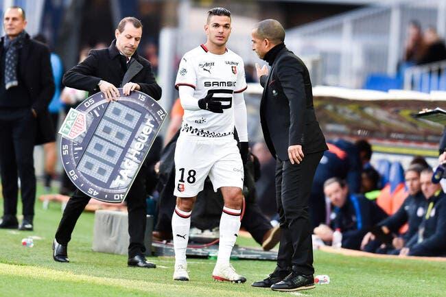 SRFC : Ben Arfa s'embrouille, c'est bon signe balance Lamouchi