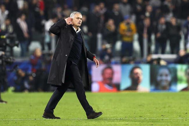 Ang : Mourinho démission, une pétition lancée à Manchester United !