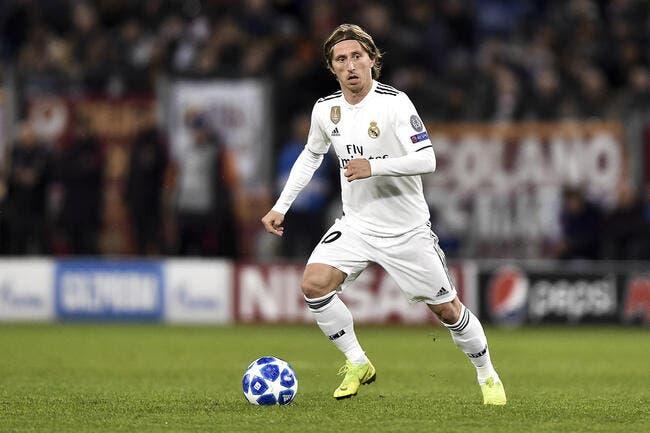 Ballon d'Or : Luka Modric sacré devant Cristiano Ronaldo et Griezmann