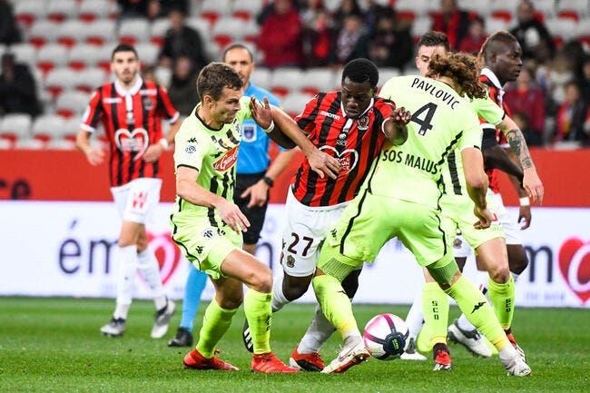 98 minutes et plus de gardien, mais Angers tient bon à Nice