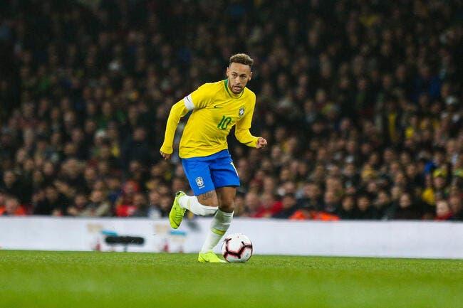 PSG : Neymar 12e au Ballon d'Or, Domenech accuse l'Espagne