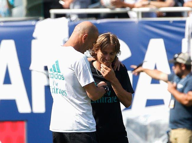 Ballon d'Or: Modric sacré, il rend hommage à un Français